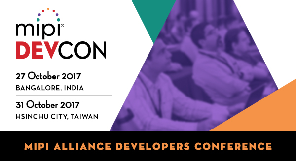 MIPI Alliance Developers Conference